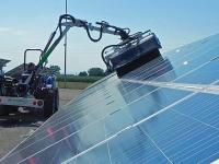 Solar clean per la pulizia pannelli fotovoltaici